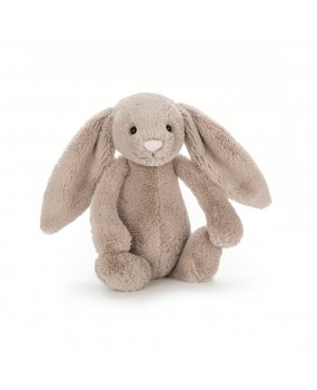 BASHFULL BEIGE BUNNY MEDIUM