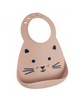 BAVOIR SILICONE CHAT TAUPE