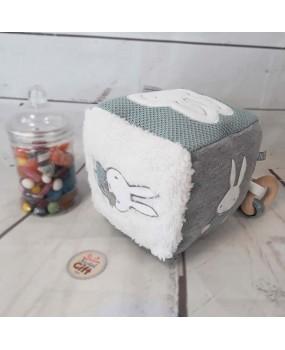 Cube d'activité Miffy...