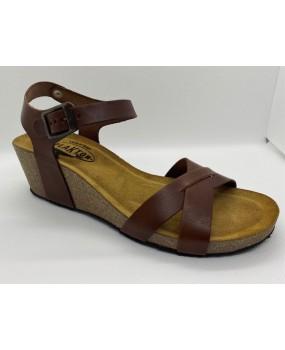 Sandales S2 final Brown