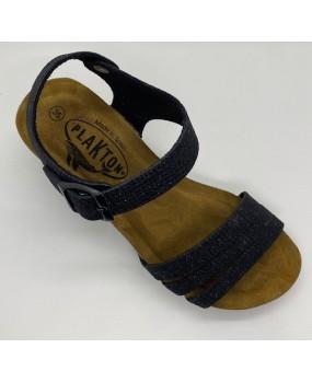 Sandales S2 Bracelet Noires